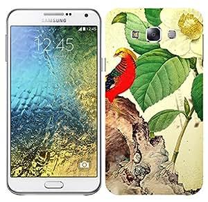 Wow Premium Design Back Cover Case For Samsung Galaxy E7
