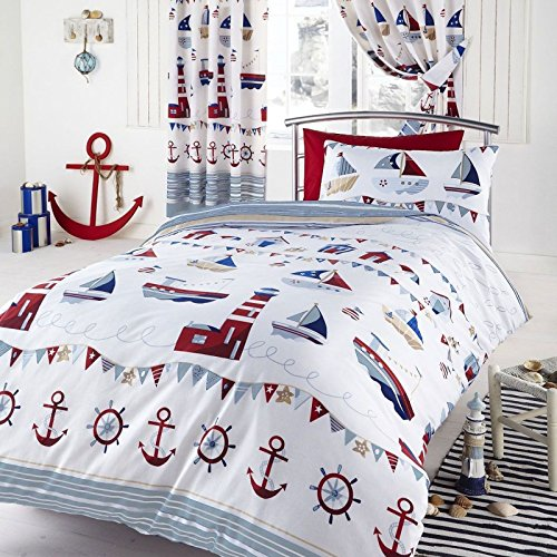 61DG2DifUpL The Best Beach Duvet Covers For Your Coastal Home