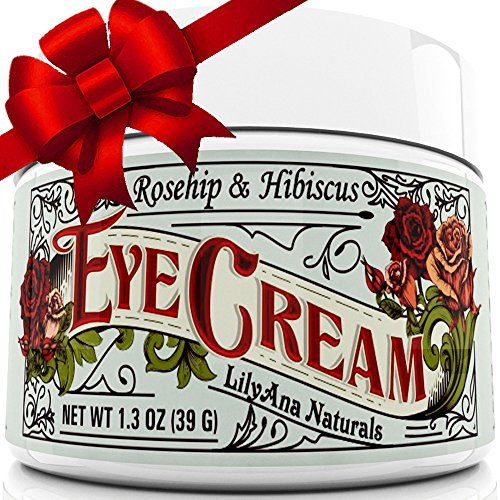 Eye Cream Moisturizer (1oz) 94% Natural Anti Aging Skin Care (Yes Eye Cream compare prices)