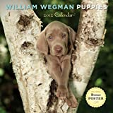 William Wegman Puppies 2012 Wall Calendar