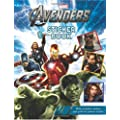 The Avengers Sticker Book