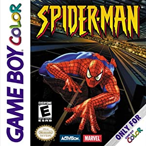 Spider-Man - Game Boy Color