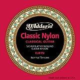 DAddario EJ27N Student Nylon Classical Guitar Strings, Normal Tension