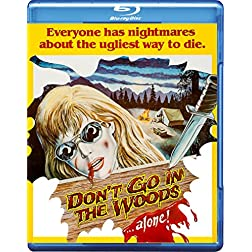 Don't Go In The Woods [Blu-ray]