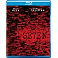 Seven (Limited Edition SteelBook) (Bilingual) [Blu-ray]