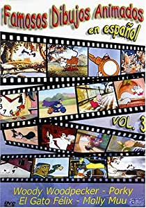 Famosos Dibujos Animados En Espanol 3 [DVD] [Import]