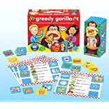 Greedy Gorillaby Orchard Toys