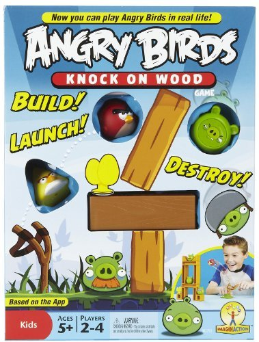 Buy Angry Birds: Knock On Wood Game