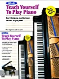 61DGfkMHtlL. SL160  Alfreds Teach Yourself to Play Piano (Book & DVD)
