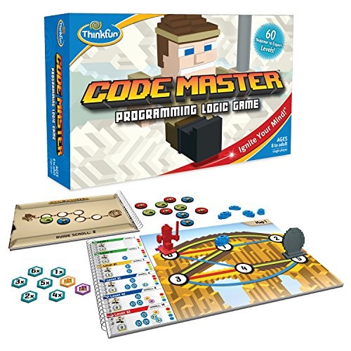 Code Master Programming Logic Game (Robot Turtle Game compare prices)