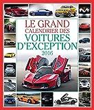 Le grand Calendrier des voitures d'exception 2016