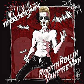 Rockinrollin' Vampireman / StickyPants Trance