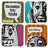 Disney Enchanted Tiki Room Coaster Set