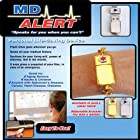 USB DRIVE MD ALERT FASHION BRACELET - SILVER PLATED (SPEAKS FOR YOU WHEN YOU CAN'T!)