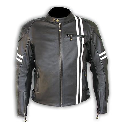 Az X-Man Ce Armour de protection en cuir véritable pour homme/femme de qualité disponibles dans tout Size's