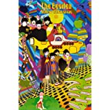 The Beatles- Yellow Submarine Entertainment Giant Poster Print, 55x40