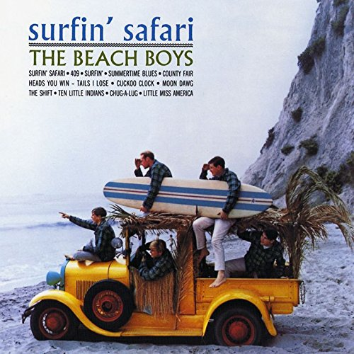 Surfin' Safari +2 (SHM-CD)