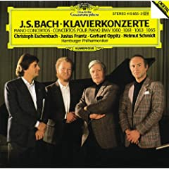 J.S. Bach: Concerto for 2 Harpsichords, Strings, and Continuo in C, BWV 1061 - 3. Fuga