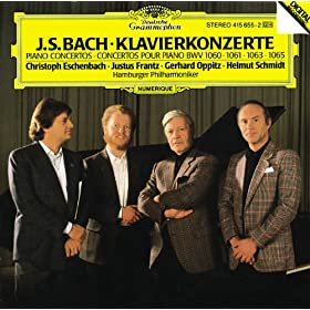 J.S. Bach: Concerto for 4 Harpsichords, Strings, and Continuo in A minor, BWV 1065 - 1. (Allegro)