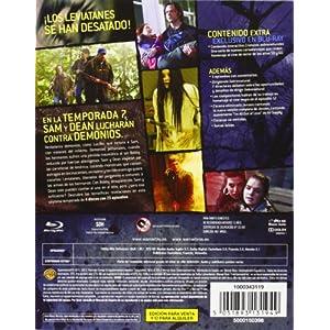 Sobrenatural - Temporada 7 [Blu-ray] [Import espagnol]