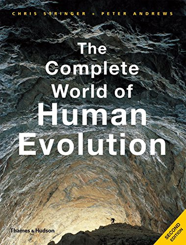The Complete World of Human Evolution (Complete Series)