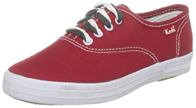Buy Keds Champion Solids Red Lant Style # Ky31262a by Keds