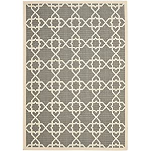 Amazon Safavieh Courtyard Collection CY6032 246 Grey