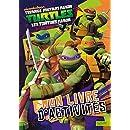 Tortues Ninja / Mon livre d'activités