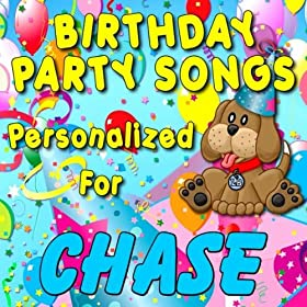 Amazon.com: Happy Birthday to Chase (Chayse): Personalized