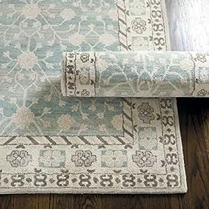 Harrison hand tufted rug 3 39 x 5 39 ballard for Ballard designs bathroom rugs