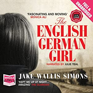 The English German Girl Audiobook