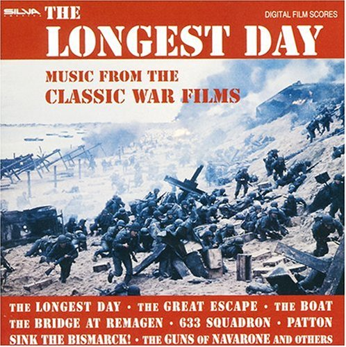 Longest Day-Music From Classic War
