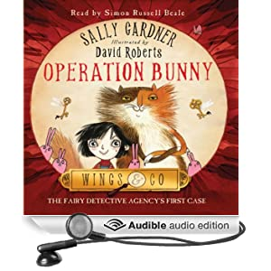 Operation Bunny: Wings & Co. Book 1 (Unabridged)