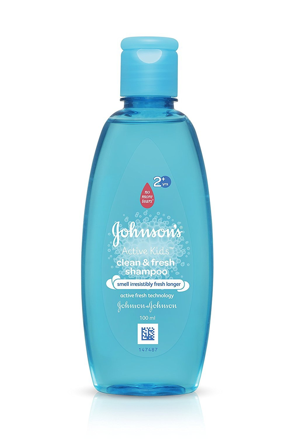 Buy Johnson Active Kids Clean and Fresh Shampoo, 200ml