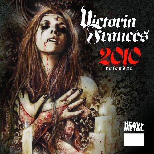 Victoria Frances 2010 Calendar