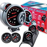 61DIxZ1L21L. SL160  Sunpro CP7931 Sport ST Tach Value Pack