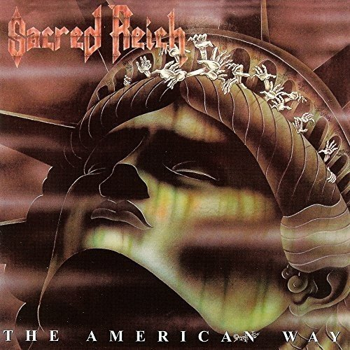 The American Way (Colour Lp)
