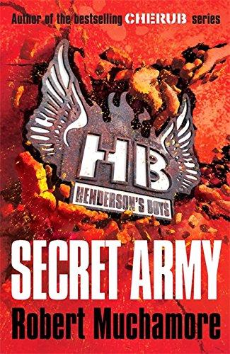 3: Secret Army (Henderson's Boys)