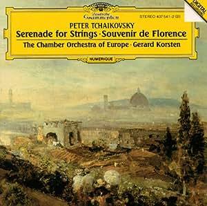 Peter tchaikovsky gerard korsten chamber orchestra of for Chamber orchestra of europe