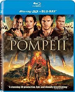 .com: Pompeii Blu-ray 3D + Blu_ray + digital HD Ultra violet.: Kit