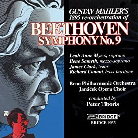 a review of beethovens ninth symphony Beethoven's ninth symphony was an influence on the development of the compact disc philips , the company that had started the work on the new audio format, originally planned for a cd to have a diameter of 115 cm , the width of the then popular compact cassette , while sony planned a 10 cm diameter, even more compact but enough for one hour .