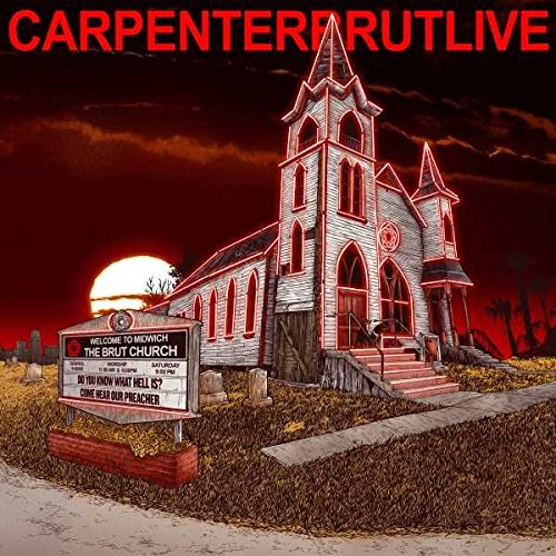 Carpenter Brut - Carpenterbrutlive (2PC)