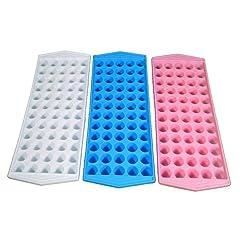 Ice Cube Tray Mini Ball Shape, Each Tray Makes 60 Ice Balls