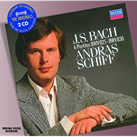 J.S. Bach: Partita No.4 in D , BWV 828 - 5. Sarabande