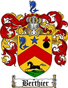 Fornachon Coat of Arms / Family Crest JPG emailed downloadable Image