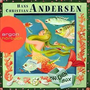 Hans Christian Andersen Märchenbox Audiobook