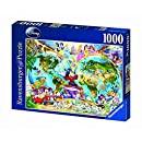 Ravensburger - 15785 - Puzzle - Le monde de Disney 1000 pièces