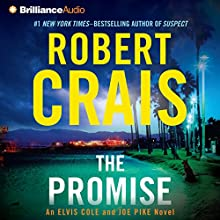The Promise (       ABRIDGED) by Robert Crais Narrated by Luke Daniels, MacLeod Andrews
