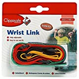 Clippasafe Multi Colour Wrist Link