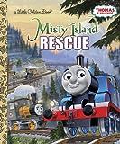 Misty Island Rescue (Thomas & Friends) (Little Golden Book)